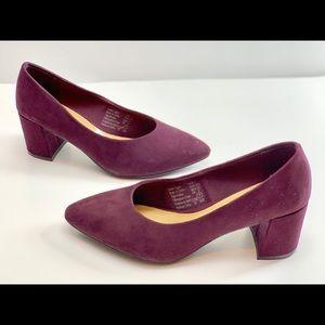 Christian Siriano  PURPLE Women's Heels Size 7